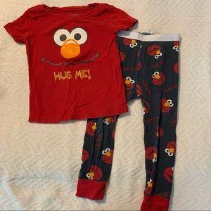 Old Navy Elmo pajama set